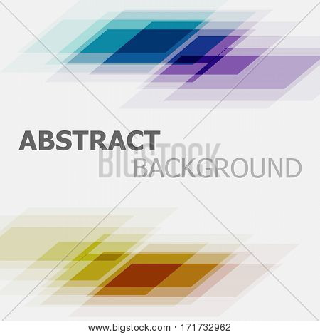 Abstract colorful business straight line background, stock vector