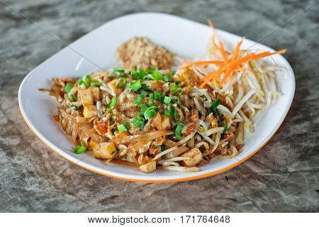 Pad Thai, Thai Food (Thailand's national dishes)