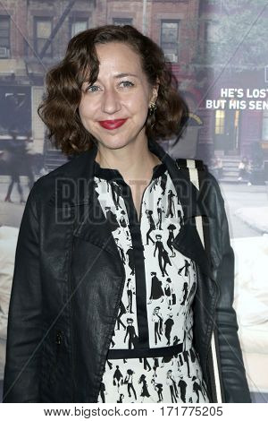 LOS ANGELES - FEB 15:  Kristen Schaal at the