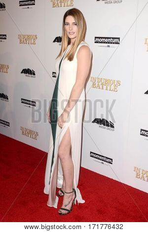 LOS ANGELES - FEB 15:  Ashley Greene at the