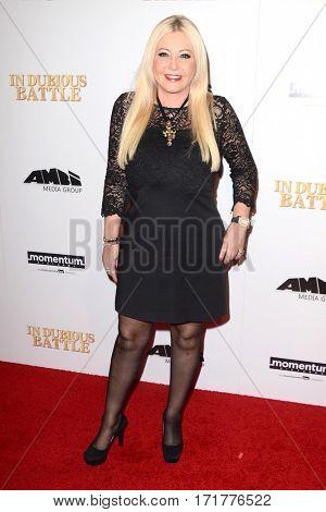 LOS ANGELES - FEB 15:  Monika Bacardi at the