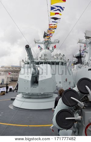 Missile frigates naval forces of the Republic of China