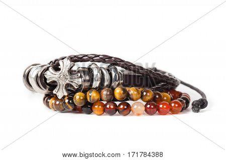 Closeup Men Bracelet