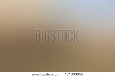 Dusty sand storm covered blue skies abstract art