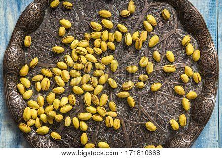 Iranian pistachio.