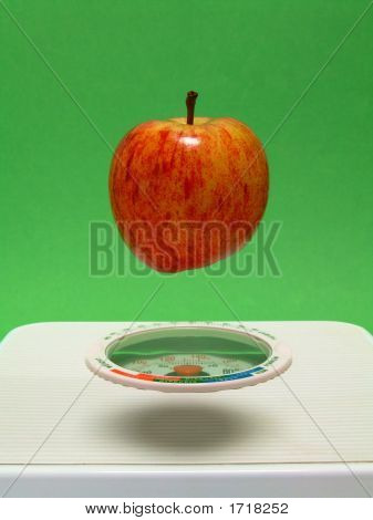 Weightless Apple #1