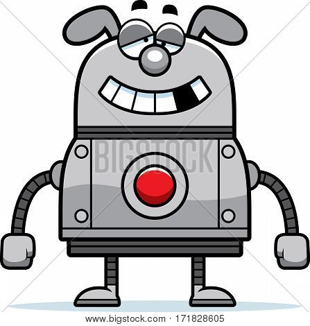 Malfunctioning Robot Dog