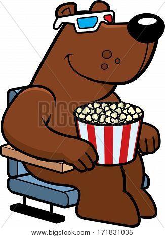Cartoon Bear 3D Movies