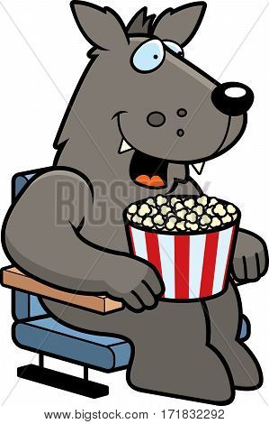 Cartoon Wolf Movie