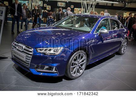Audi S4 Berline Car