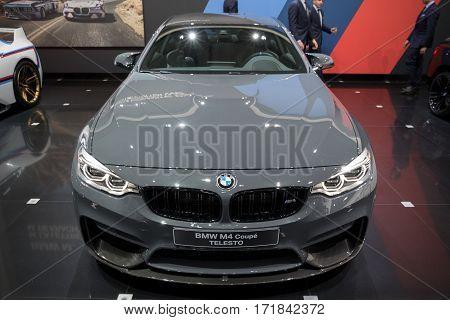 Bmw M4 Car