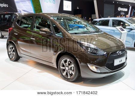 Hyundai Ix20 Car