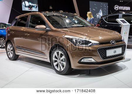 Hyundai I20 Car