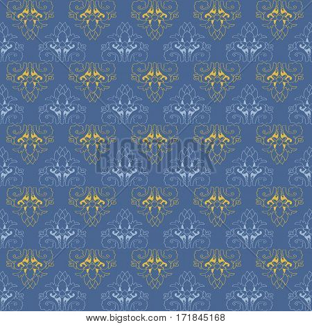 Colorful pattern set with color floral motif Abstract pattern and texture designs for background.