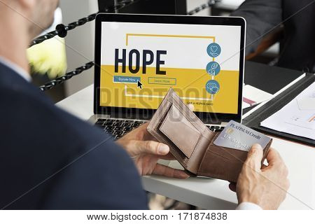 Hope Care Donate Altruism Philanthropy