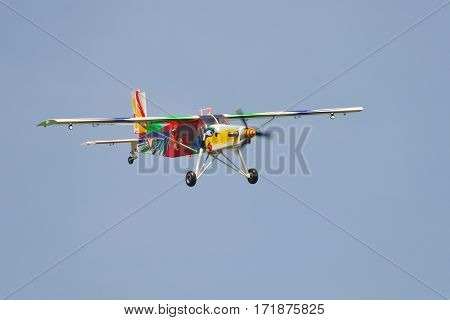 radio controlled scale plane model is hobby for lots of people