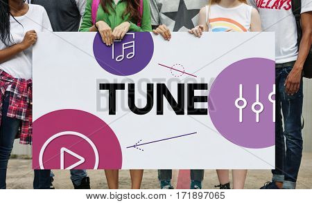 Music Streaming Media Entertainment Equalizer
