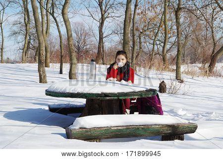 Wandering Winter Spaces