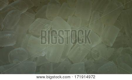 Ice Texture Surface