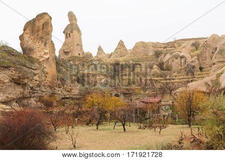 View Of Pidgeon Valley