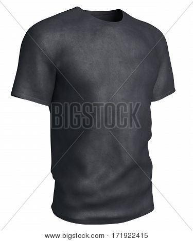 T-shirt Design Template Isolated