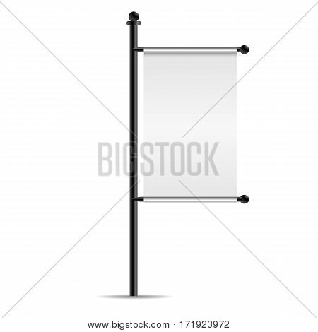 Empty Mock Up  Bilboard Vector Illustration Eps 10