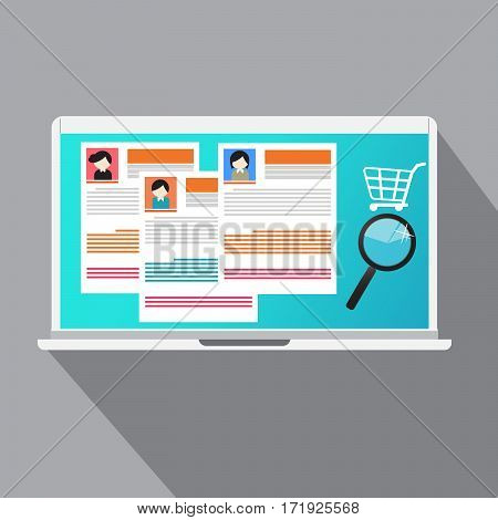 Competitors in the job market is competitive Resume Online