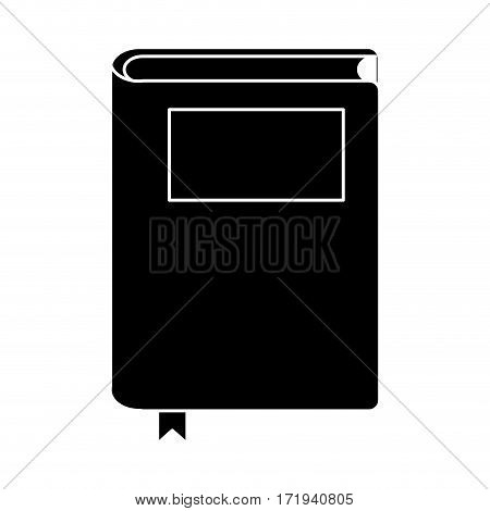 book study knowledge pictogram vector illustratino eps 10