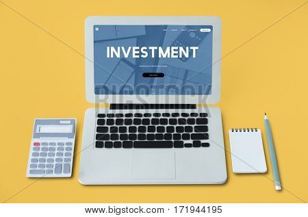 Investment Money Profit Business Word
