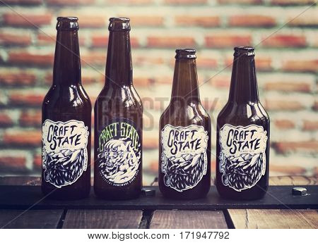 Craft Beer Booze Brew Alcohol Cheers Toast