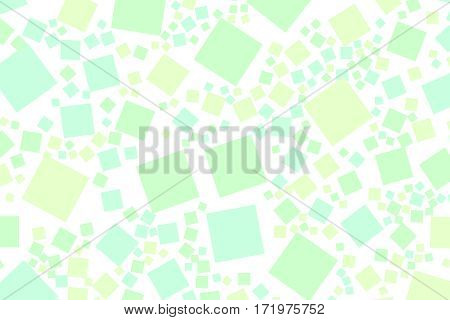 Abstract Background With Flat Blocks. Pattern For Birthday Concept.