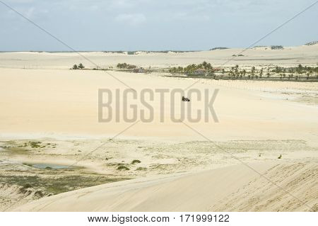 Buggy Sand Riding