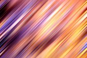 Abstract colorful blurred background poster