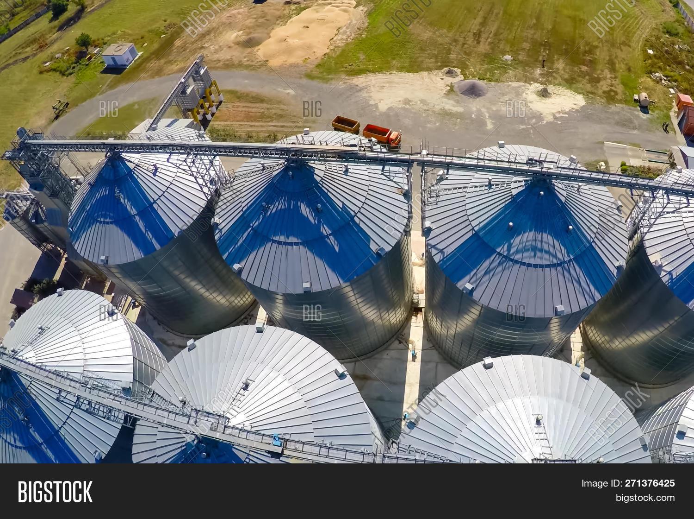 Flight Grain Terminal Image & Photo (Free Trial)