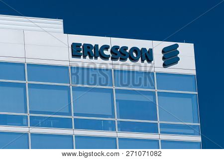 Ericsson Silicon Valley Corporate Campus