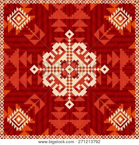 Ethnic Abstract Design