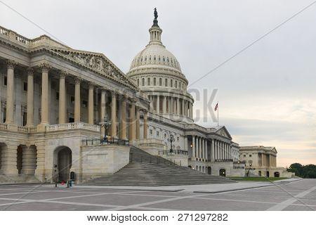 United States Capitol Building - Washington DC, United States of America