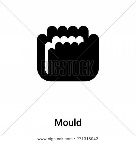 Mould Icon In Trendy Design Style. Mould Icon Isolated On White Background. Mould Vector Icon Simple