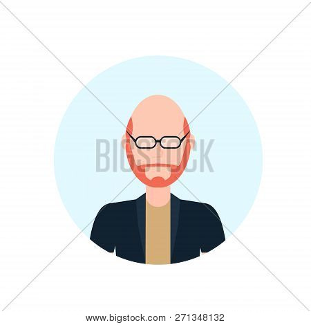 Redhead Man Avatar Vector Photo Free Trial Bigstock