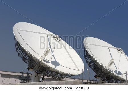Satellite Dishes #3