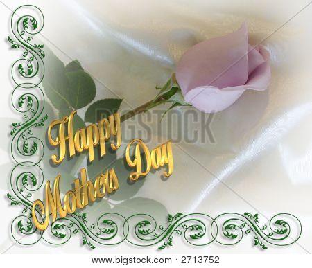 Mother'S Day Lavender Rose