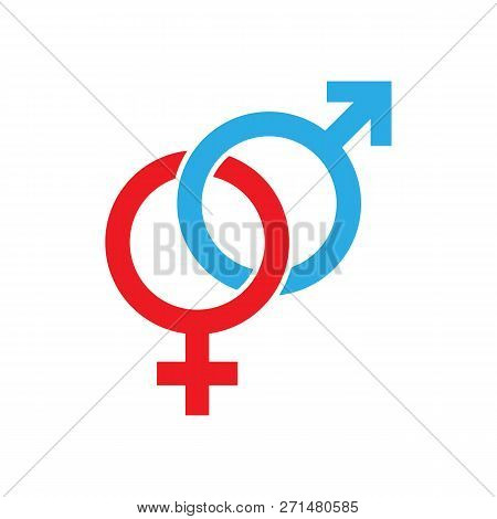 Relationship Of Men And Women Line Icon Concept. Relationship Of Men And Women Vector Linear Illustr