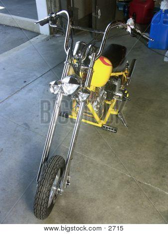Yellow Mini-Chopper 1