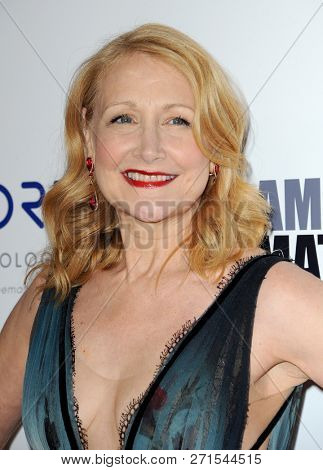 Patricia Clarkson at the 32nd American Cinematheque Award Presentation Honoring Bradley Cooper held at the Beverly Hilton Hotel in Beverly Hills, USA on November 29, 2018.