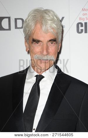 Sam Elliott at the 32nd American Cinematheque Award Presentation Honoring Bradley Cooper held at the Beverly Hilton Hotel in Beverly Hills, USA on November 29, 2018.