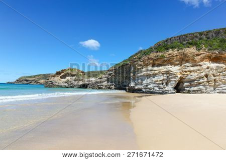A Lovely Day At Moonee Beach Just South Of Catherine Hill Bay - New South Wales Australia. This Is O