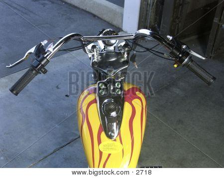 Yellow Mini-Chopper 4