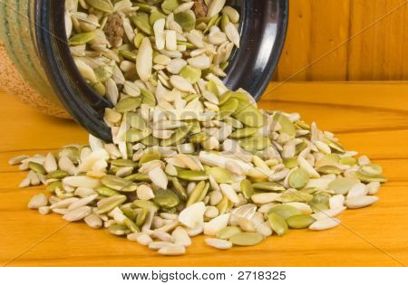 Seed And Almond Mix