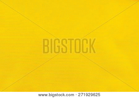 Close up of polyester textured synthetical background poster
