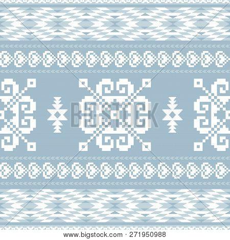 Traditional Ornamental Pattern